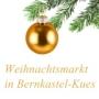 Christmas market, Bernkastel-Kues