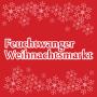 Christmas market, Feuchtwangen