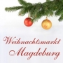 Christmas market, Magdeburg