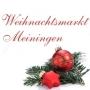 Christmas market, Meiningen