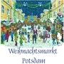 Christmas market, Potsdam